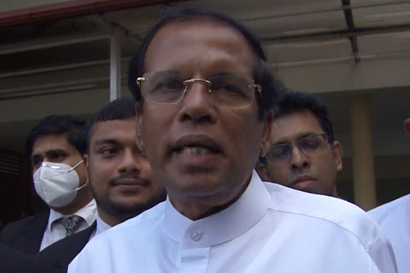 Easter Attack PCOI inquiry : What did former president Maithri say